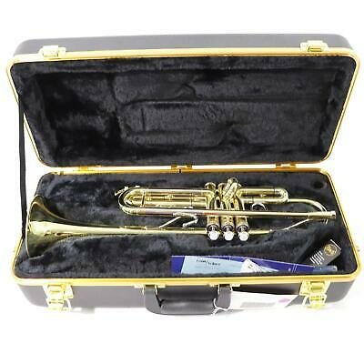 "Bach Model TRSOL300 ""Soloist"" Bb Trumpet SN 562097 OPEN BOX"