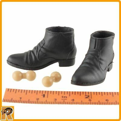 1//6 Scale Female Air Force Star Man Action Figures Boots w// Pegs