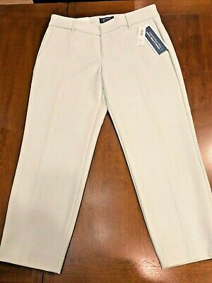 *NWT* Women's Old Navy Mint Harper Cropped Dress Pant  Size 4