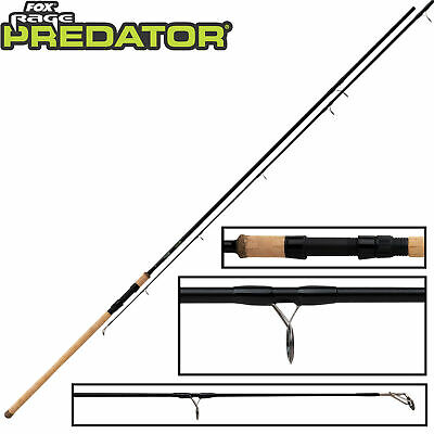FOX RAGE Predator Boat 3,00m 3lb Raubfisch Bootsrute by TACKLE-DEALS !!