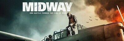 Midway 2019 Dvd (Disc Only) + Free Digital Hd Code *** Free Shipping***