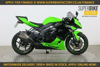 2012 12 Kawasaki Zx-6R - Nationwide Delivery, Used Motorbike