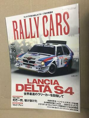 Magazine Rally Cars 16 Lancia Delta S4
