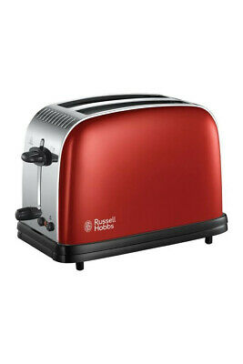 RUSSELL HOBBS 23330-56 - Toaster Colours Plus - Technologie Fast Toast -