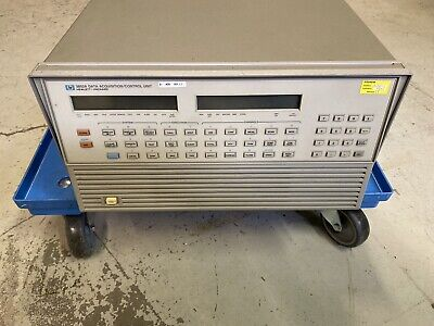 HP 3852A DATA Acquistion Control Unit