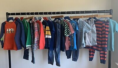 NEXT Boys Spring Bundle Age 4-5 Jeans Joggers Shorts TShirts Jacket Jumpers Pjs