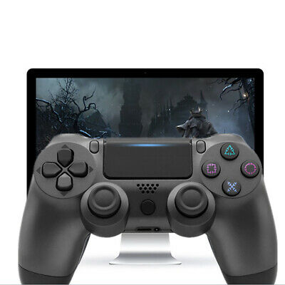 Wireless Bluetooth Joystick Controller Console Dual Shock Game Pad For PS4/ PS3