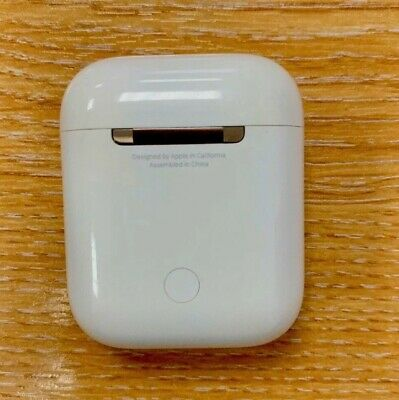 Apple AirPods 2nd generation wireless charging Case Only.
