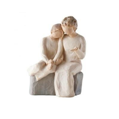 NEW With My Grandmother Figurine Ornament -Willow Tree Collectable Susan Lordi