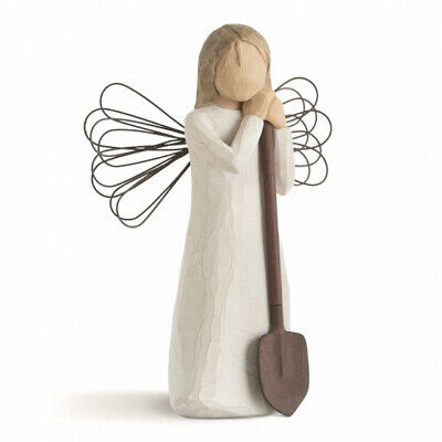 NEW Angel of The Garden Figurine Ornament -Willow Tree Collectable Susan Lordi