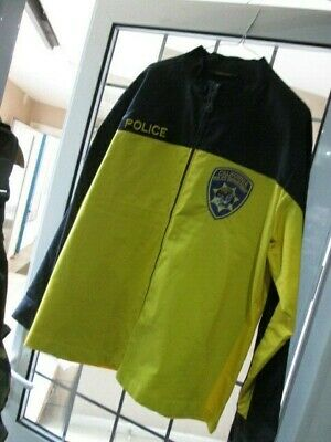 Quality Made California Police Department Jacket