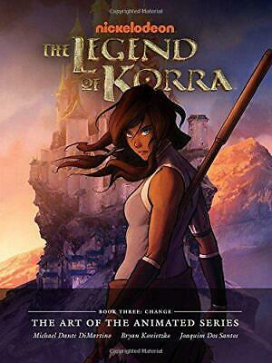 Legend Of Knorra: Arte de The Animated Series, Libro 3 (The Th
