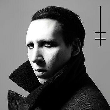 MARILYN MANSON Heaven Upside Down LP VINYL 11 Track With Inner. Has Download C