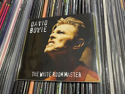 David Bowie Cd The White Room Master 14/12/1995