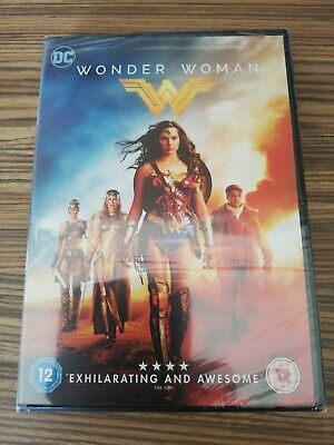 Wonder Woman [DVD + Digital Download] [2017] New