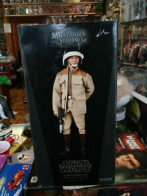 Sideshow  Collectibles - Militaries Of Star Wars - Captain Antilles 1:6 - Mib