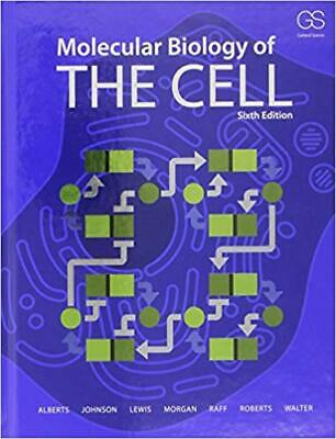 Molecular Biology of The Cell 6th EDITION ALBERTS, MORGAN P-D-F