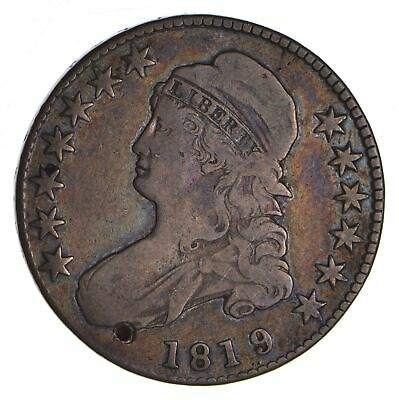 1819 Capped Bust Half Dollar - Circulated *9060