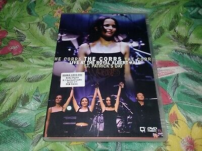 Dvd The Corrs  (Comme Neuf)