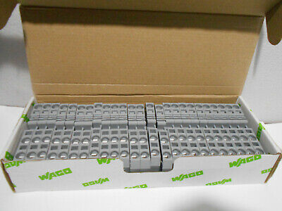Pack Of 25 Wago 284-681 Terminal Blocks