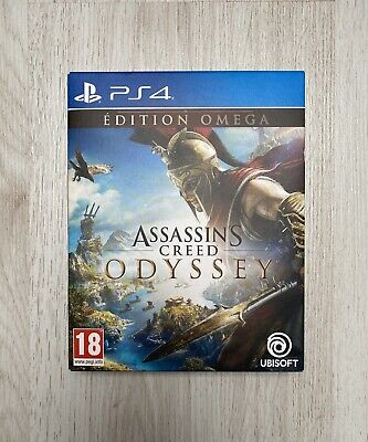 Coffret Assassins Creed Odyssey PS4