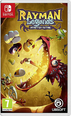 Rayman Legends Definitive Edition / Nintendo Switch