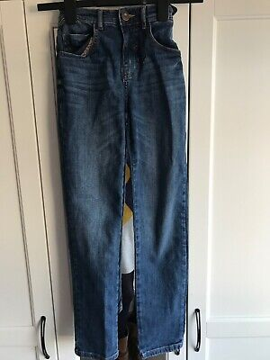 Boys Zara straight leg jeans age 10yrs
