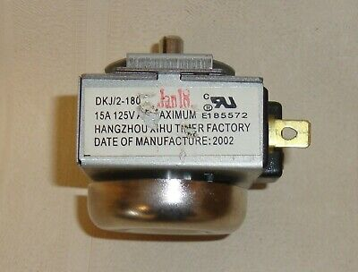 Ronco Showtime Rotisserie 2500/3000/4000/5000 Replacement Timer Bell part