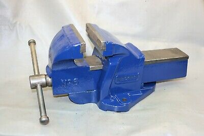 """Vintage Tool Record No 6 Engineers Vice 6"""" Jaws"""