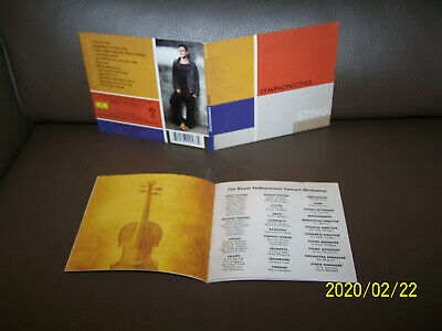 Sting CD Symphonicities