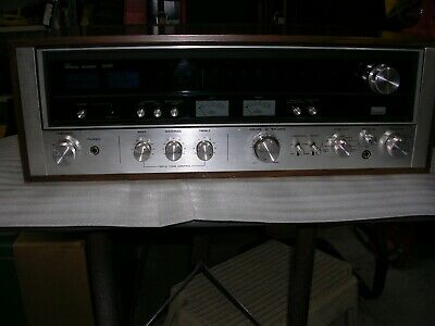Sansui 8080 Stereo Receiver