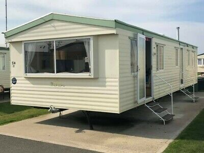 Static caravan 8 berth  to hire North wales Lyons winkups