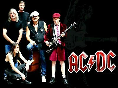 2 CD-AC/DC Greatest Hits Hell's Hits-including hits from Rock & Bust black cover