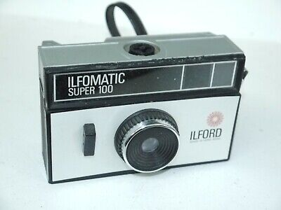 Ilford Ilfomatic Super 100 Camera