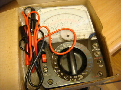 Lafayette Electronic Radio Televiision Voltage Currents Audio Power Tester