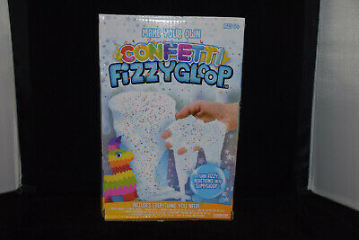 Make Your Own ~ Slime Kit ~ CONFETTI FIZZYGLOOP