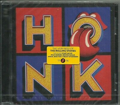 The Rolling Stones - Honk (2019) 2 Cd Set New Sealed