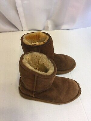 Ugg Boots Size 13 Kids Brown # 5251