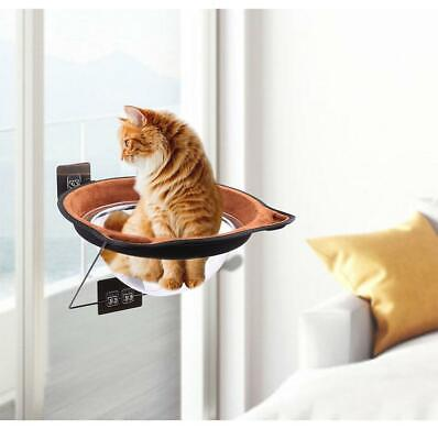 Window Mounted Pet Cat Hammock Suction Pet Hanging Beds Space Capsule Sofa Mat