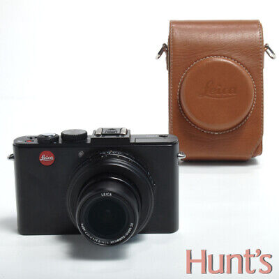 LEICA D-LUX 6 10.1MP DIGITAL CAMERA w/f1.4-2.3 3.8x OPTICAL ZOOM LENS & CASE