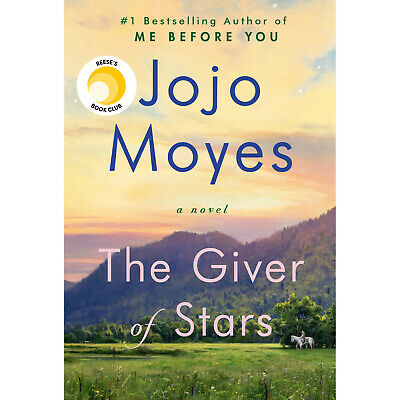 The Giver of Stars by Jojo Moyes [Audiobook]