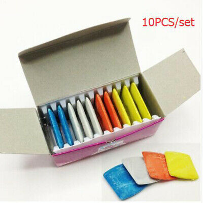 New Colorful  Patchwork DIY Tailors Erasable  Dressmaker Sewing Fabric Chalk