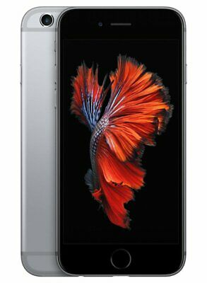 Apple iPhone 6S A1688 16GB iOS Mobile Smartphone Camera Space Grey Locked EE
