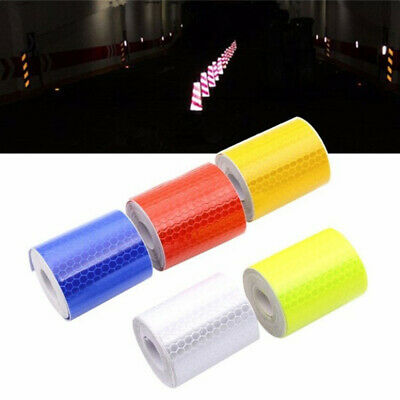 Auto Truck Self-adhesive Reflective Strips Arrow Tape Strip  Night Safety