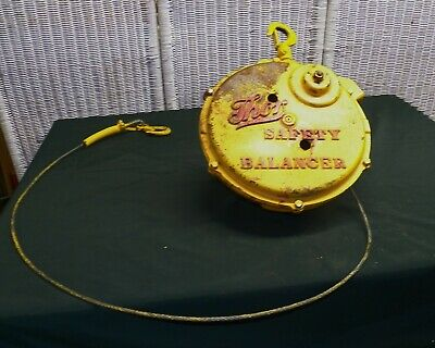 Vintage Thor 60 LB Equipment Balancer