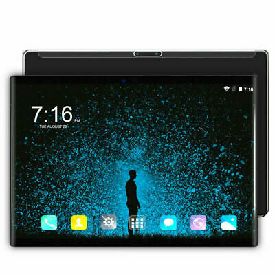 Android 9.0 10.1 inch tablet pc Octa core 6gb+128gb 3g/4g LTE smartphone