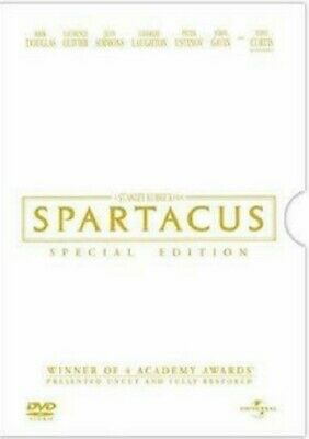 SPARTACUS - Special Edition DVD *NEW* (two discs)
