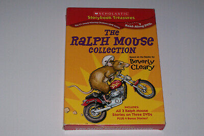 The Mouse and the Motorcycle Collection (DVD, 2010, 3-Disc Set)