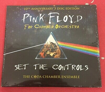 PINK FLOYD Set The Controls Chamber Orchestra' 3 x CD SEALED COPY