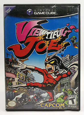 Viewtiful Joe GameCube Genuine *RG Gallery* Nintendo Game Cube NGC